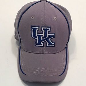 Top Of The World  Kentucky Wildcats Fitted Hat